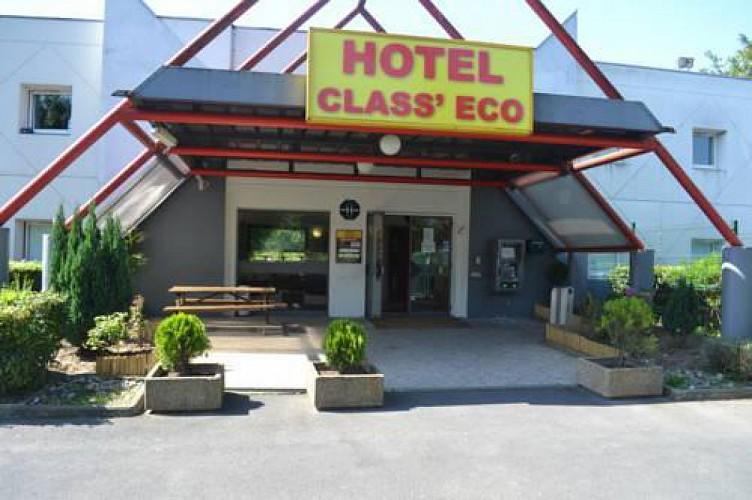 Hôtel Class'Eco Coulommiers