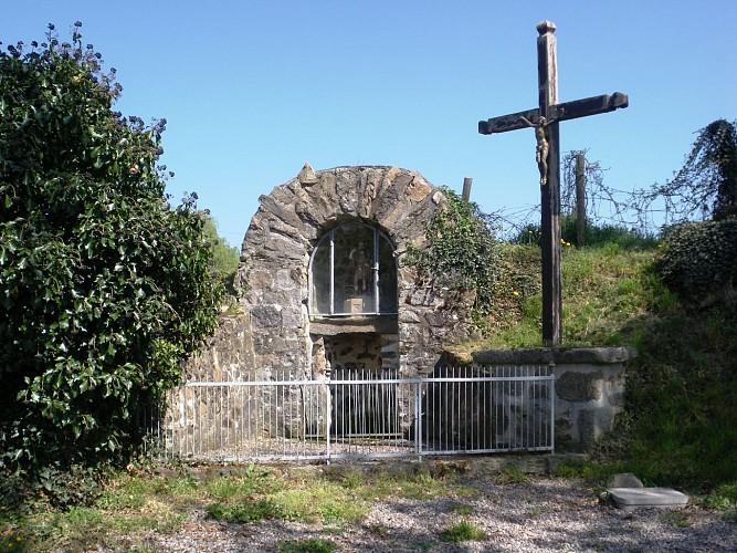 La fontaine de Saint-Julien