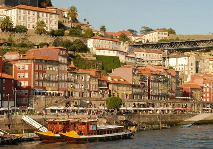 Douro River Cruise of the 6 Bridges – Porto