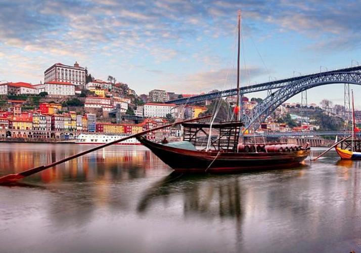 Douro River Cruise of the 6 Bridges – Porto