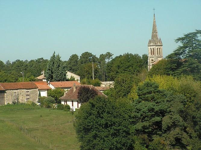 Histoire de la commune de Ginestet