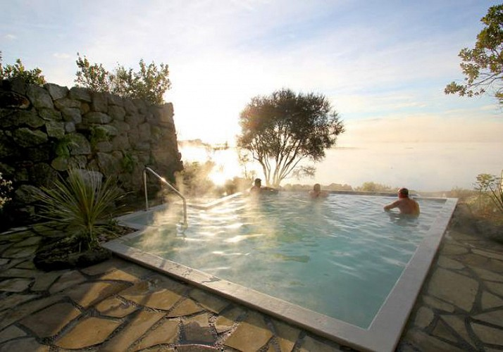 Tickets for the Polynesian Spa – Deluxe Package with access to the best pools of the site – Rotorua