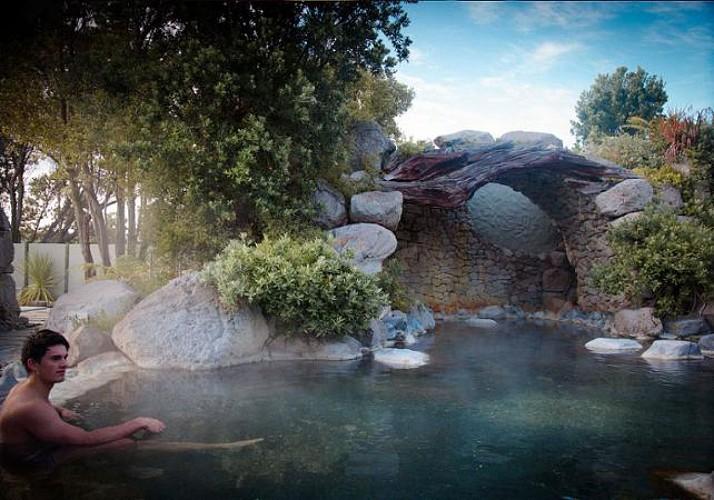 Billet Polynesian Spa - Formule Deluxe avec accès aux meilleures piscines du site - A Rotorua