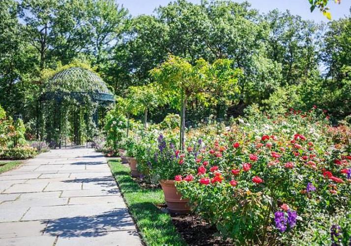 Tickets for the Botanical Garden – New York