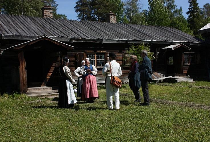 Lillhärdal farm 1785