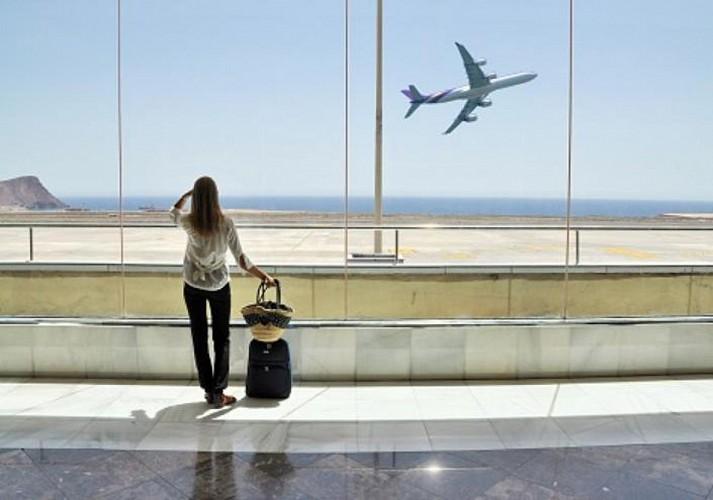 Transfert privé depuis le centre-ville de Barcelone vers l'aéroport