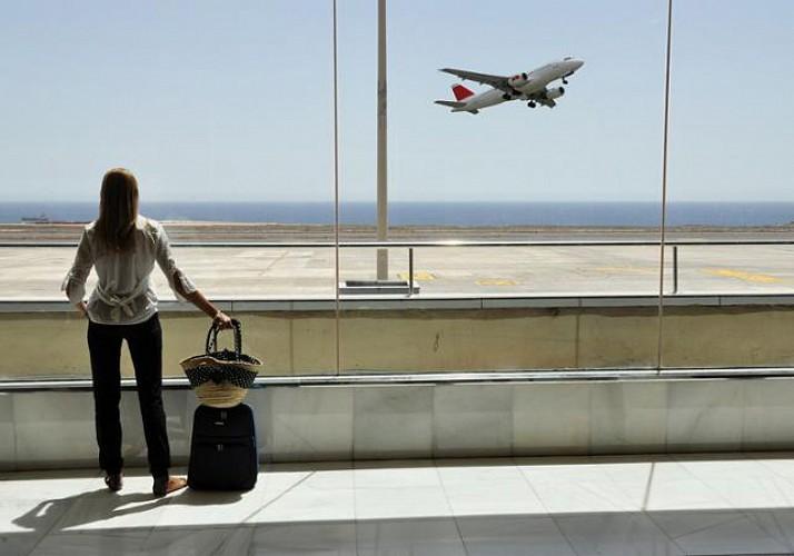 Transfert privé depuis l'aéroport vers le centre-ville de Faro