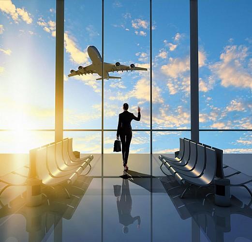 Transfert privé depuis l'aéroport vers le centre-ville de Malaga