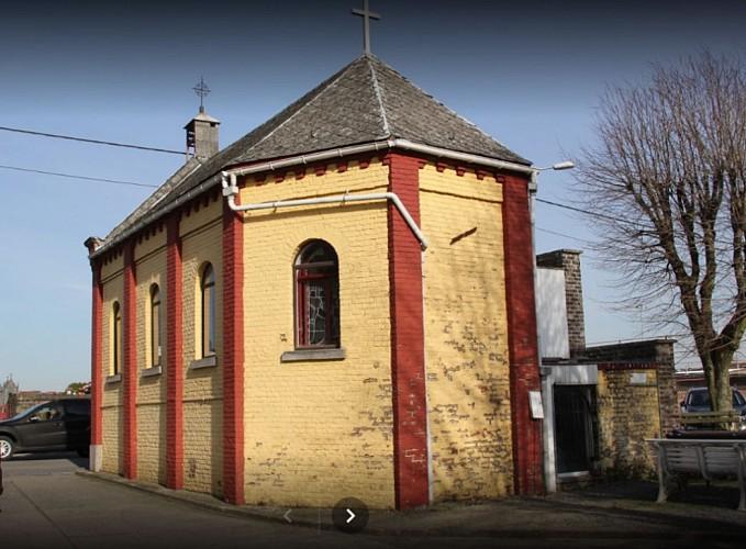 Chapelle Notre Dame des 7 Douleurs binche
