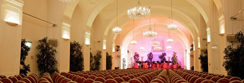 A Classical Music Concert at the Orangery of the Schönbrunn Palace in Vienna