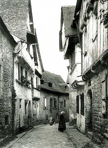 La rue du Petit Port