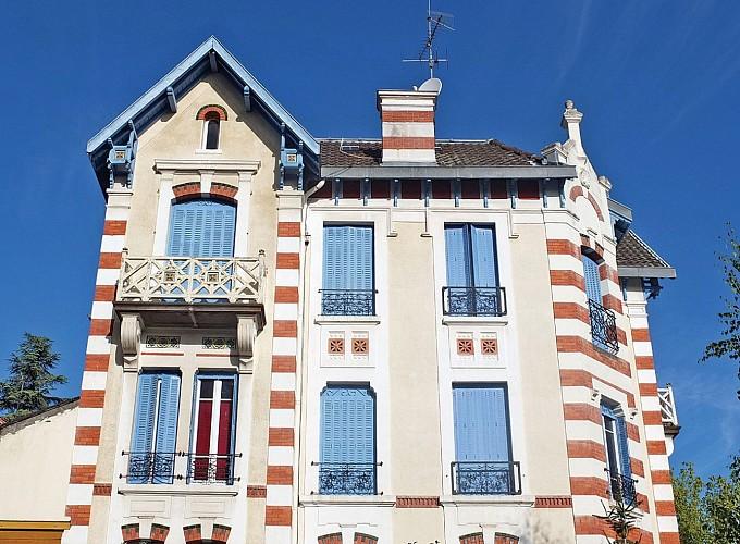 Villa Les Bruyères et Hôtel International