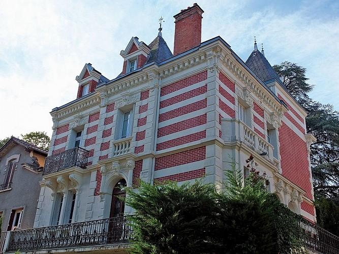 Villas, rue du Docteur Gubler