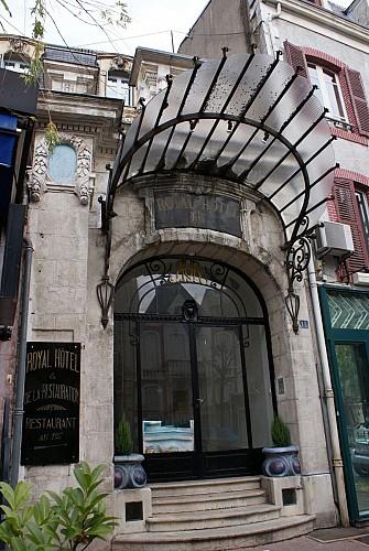 Immeubles et villas, Avenue Baraduc, Partie 1