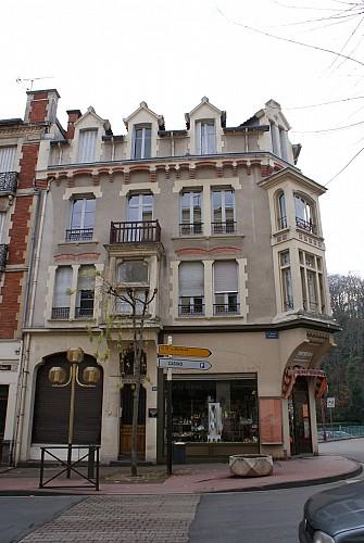 Immeubles et villas, Avenue Baraduc, Partie 2