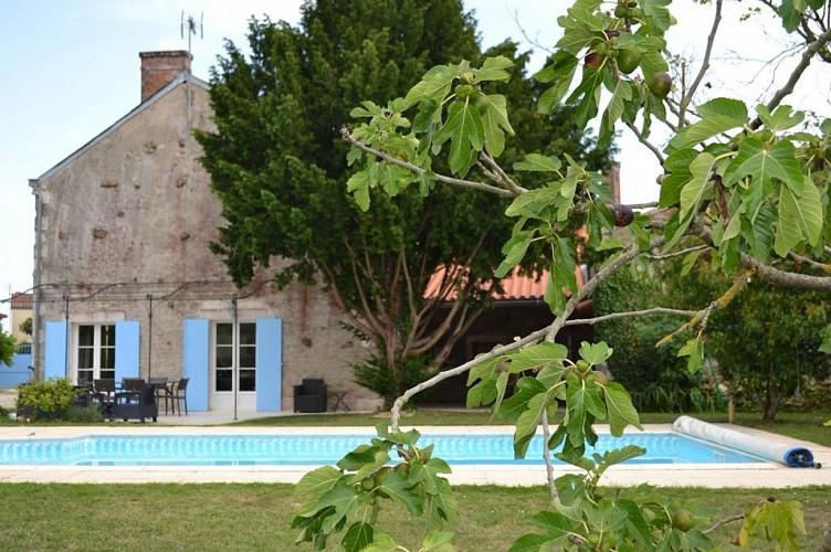 La suite familiale - La maison de Thiré au coeur du sud Vendée