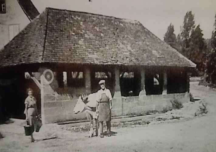 L'ancien lavoir