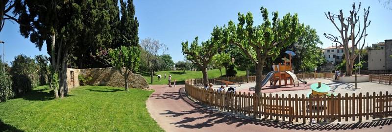 Le parc du Jumelage