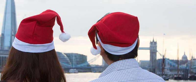 Christmas Cruise on The Thames