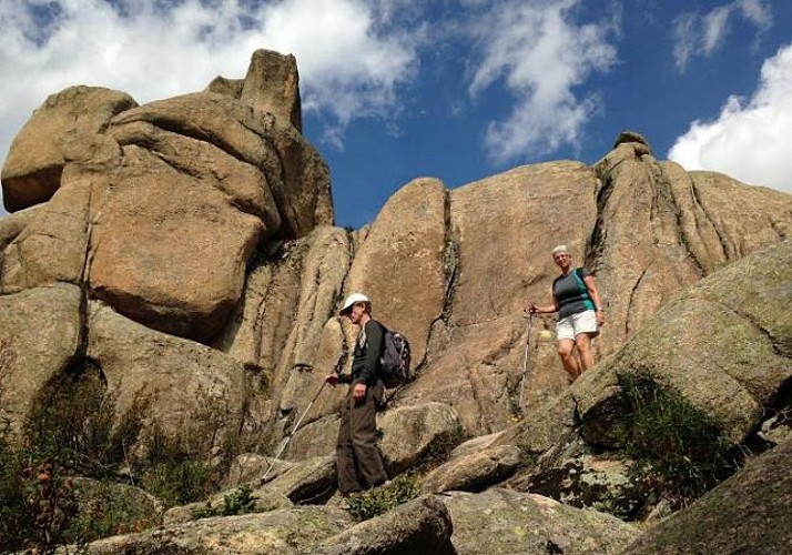 Hike in the Sierra de Guadarrama – Departing from Madrid
