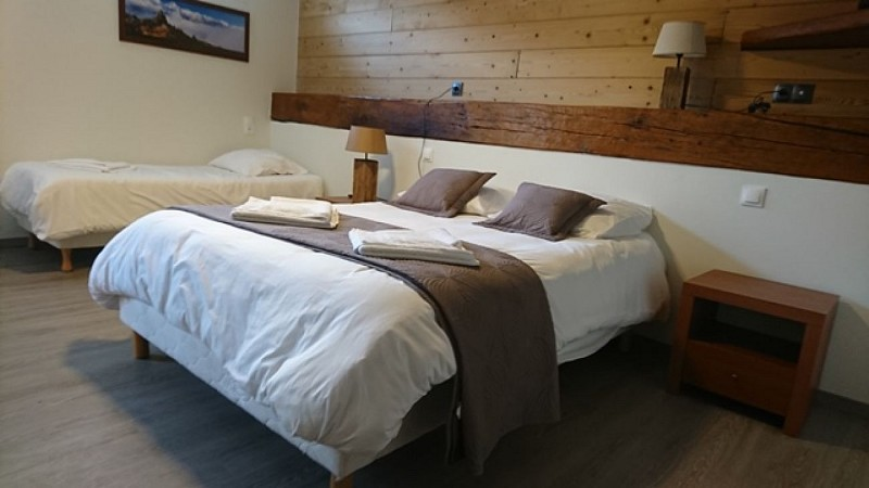 HPH133 - HOTEL LE CHALET - CAMPAN - CH double