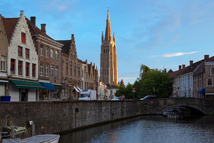 Day Trip to Ghent and Bruges