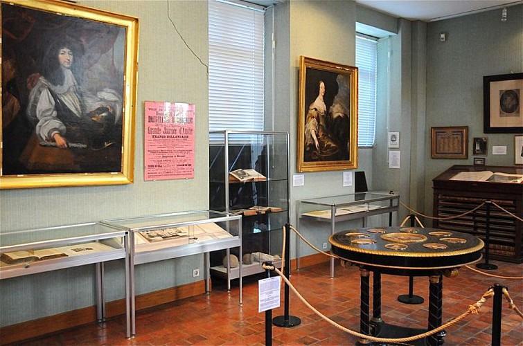 Musée de Châtillon-Coligny