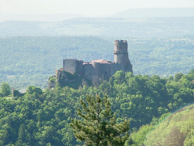 Tounoël castle