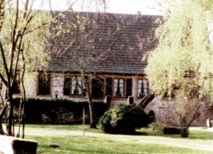 Rue des Remparts - L'ancien château