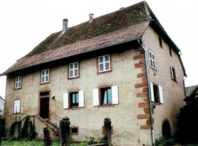 Maison des baillis