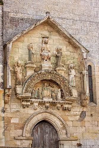 Statues de l'Eglise