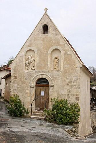 Chapelle St Sicaire