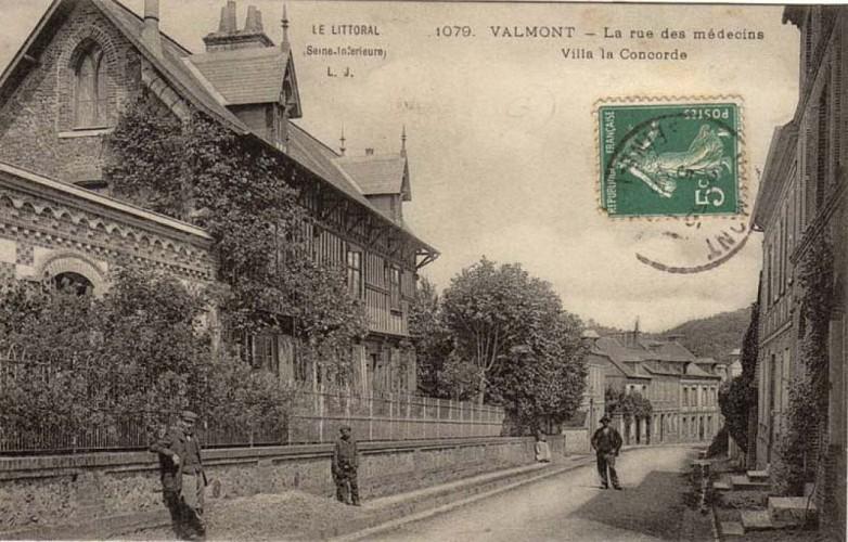 La Villa la Concorde