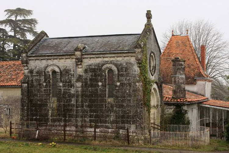 Manoir et chapelle de Fayolle