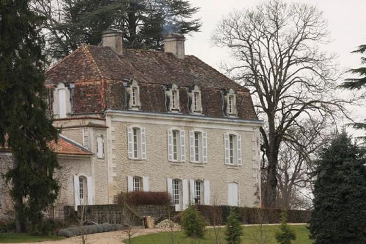 Château de  La Rigaudie