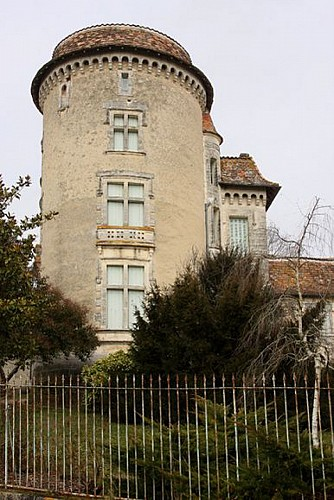 Le château du Meynard