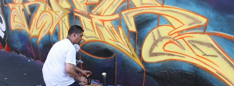 Guided Graffiti Culture Tour – Harlem or Bronx