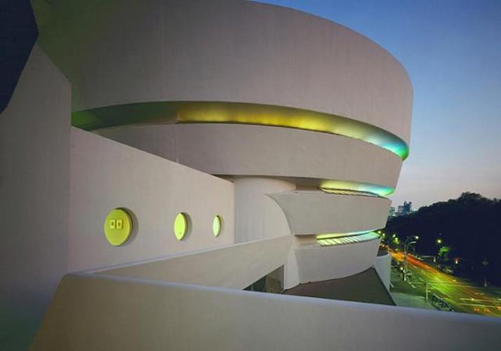 Billet Musée Guggenheim à New York