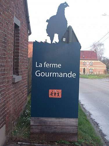 La Ferme Gourmande - Point de vente