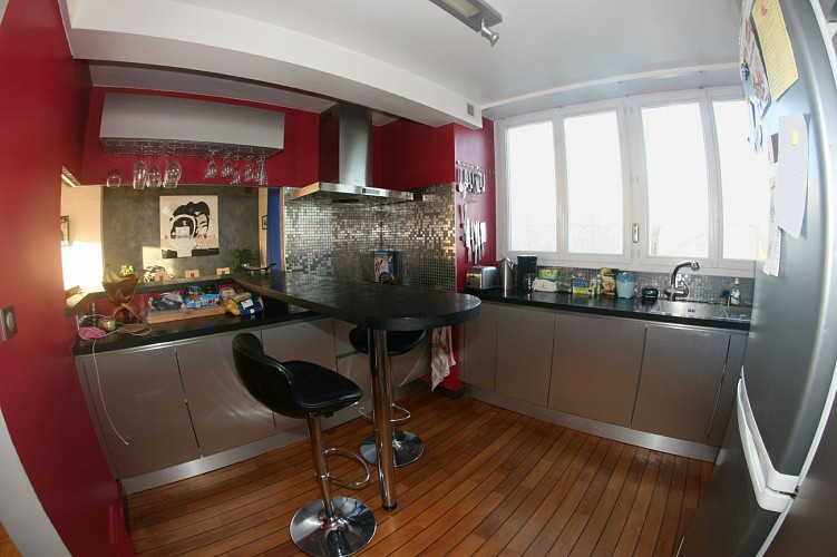 SUITE-HOME APPARTEMENT D'EXCEPTION 4*