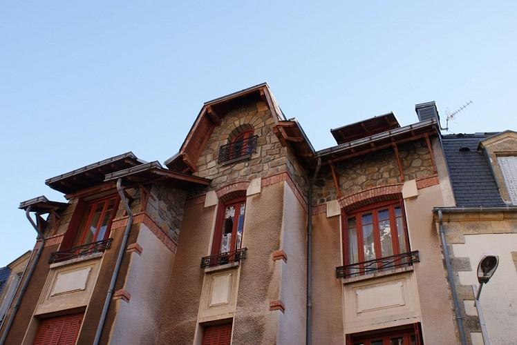 Villas Avenue d'Italie
