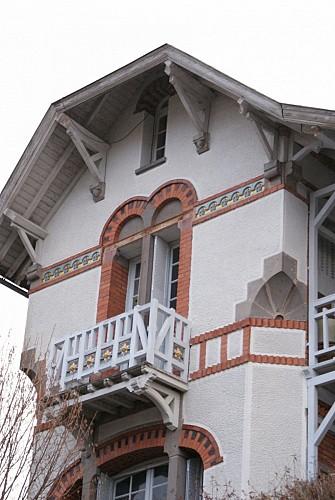 Villas rue de Quaire