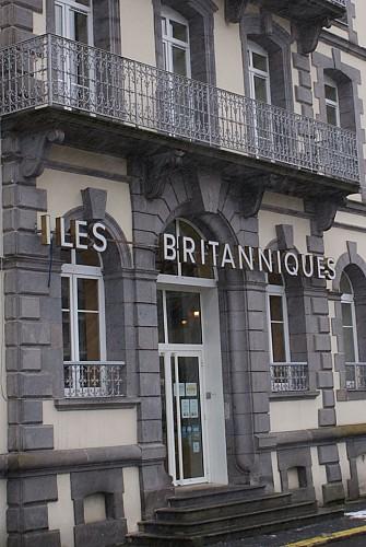 Hôtel des Iles Britanniques