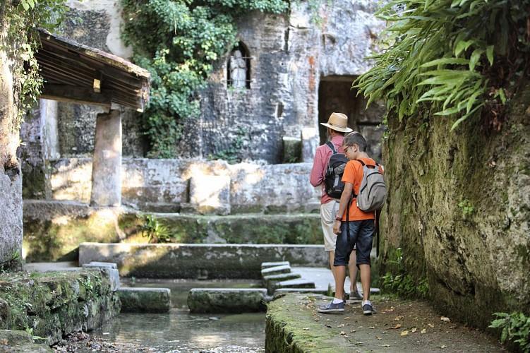 Les Fontaines de Vénérand
