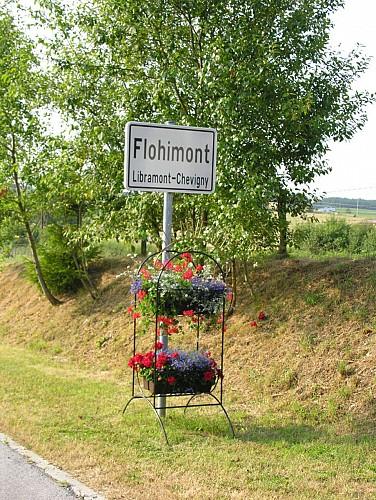 Flohimont, village propre et fleuri