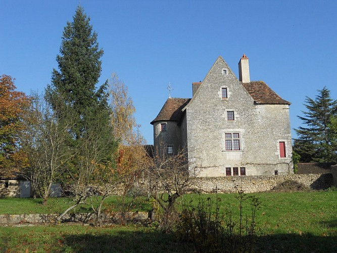 Le manoir de Lauzon