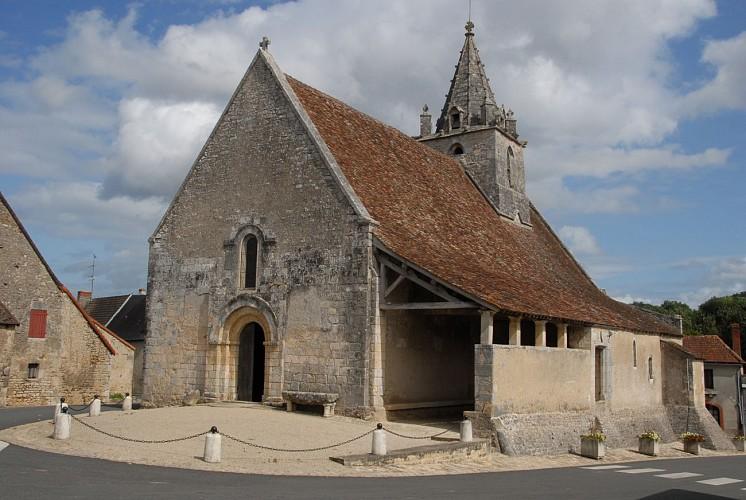 L'Eglise Notre Dame de l'Incarnation et la Chapelle Sainte Catherine