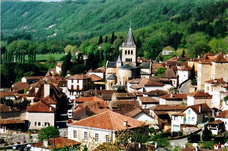 Grand tour de Duravel (Lot, 46)