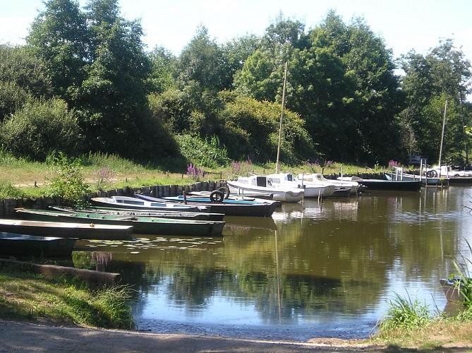 Vers le Port La Rivière