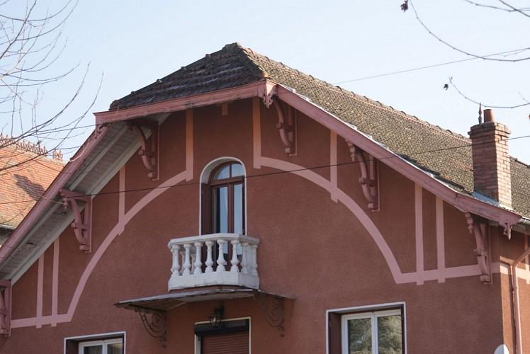 Villa 29 avenue de la Gare